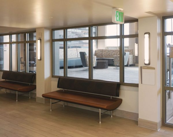 Bevier Hall Interior