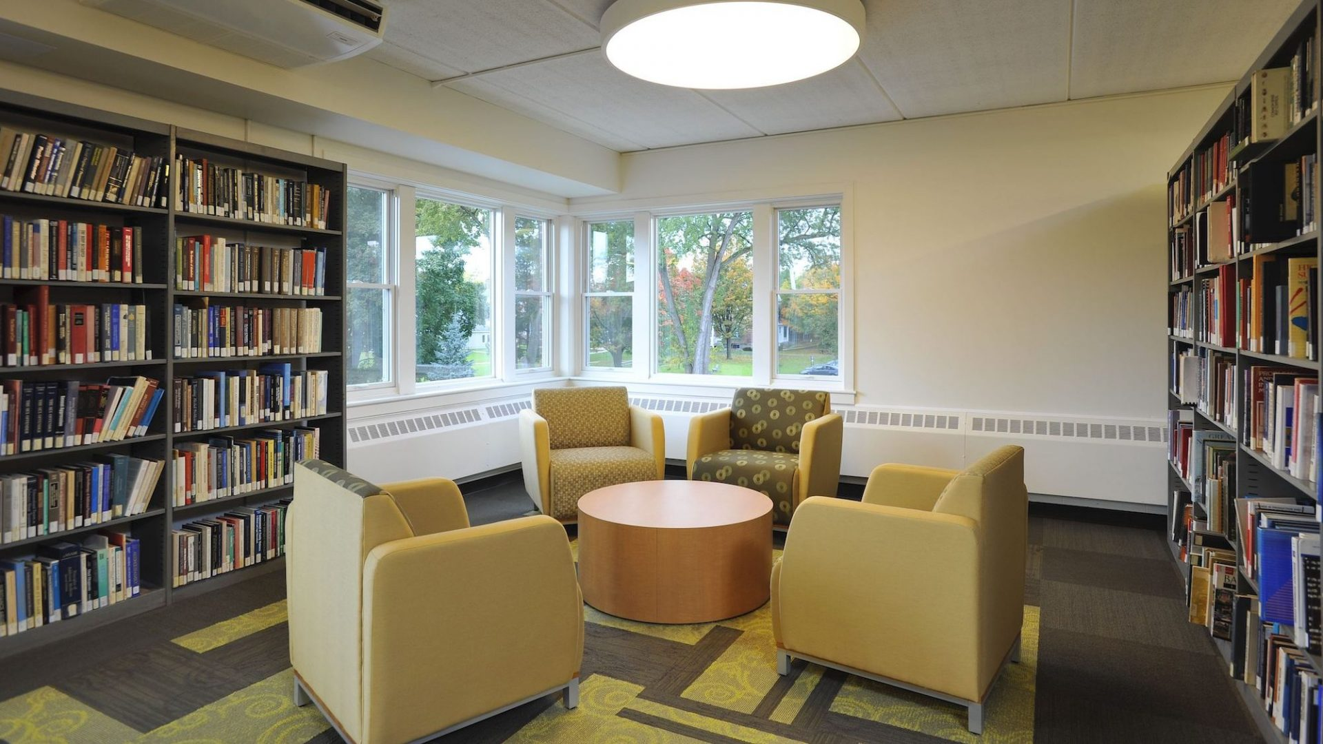 sage library seating