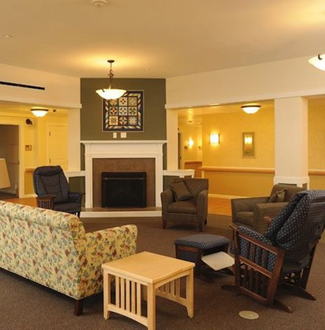 Eddy Village Green Living Room