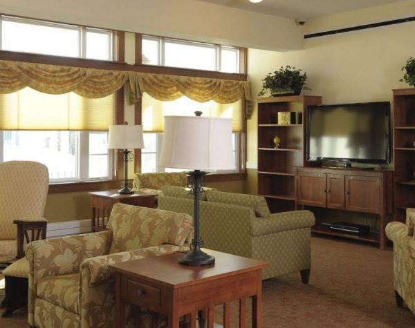Eddy Village Beverwyck Interior
