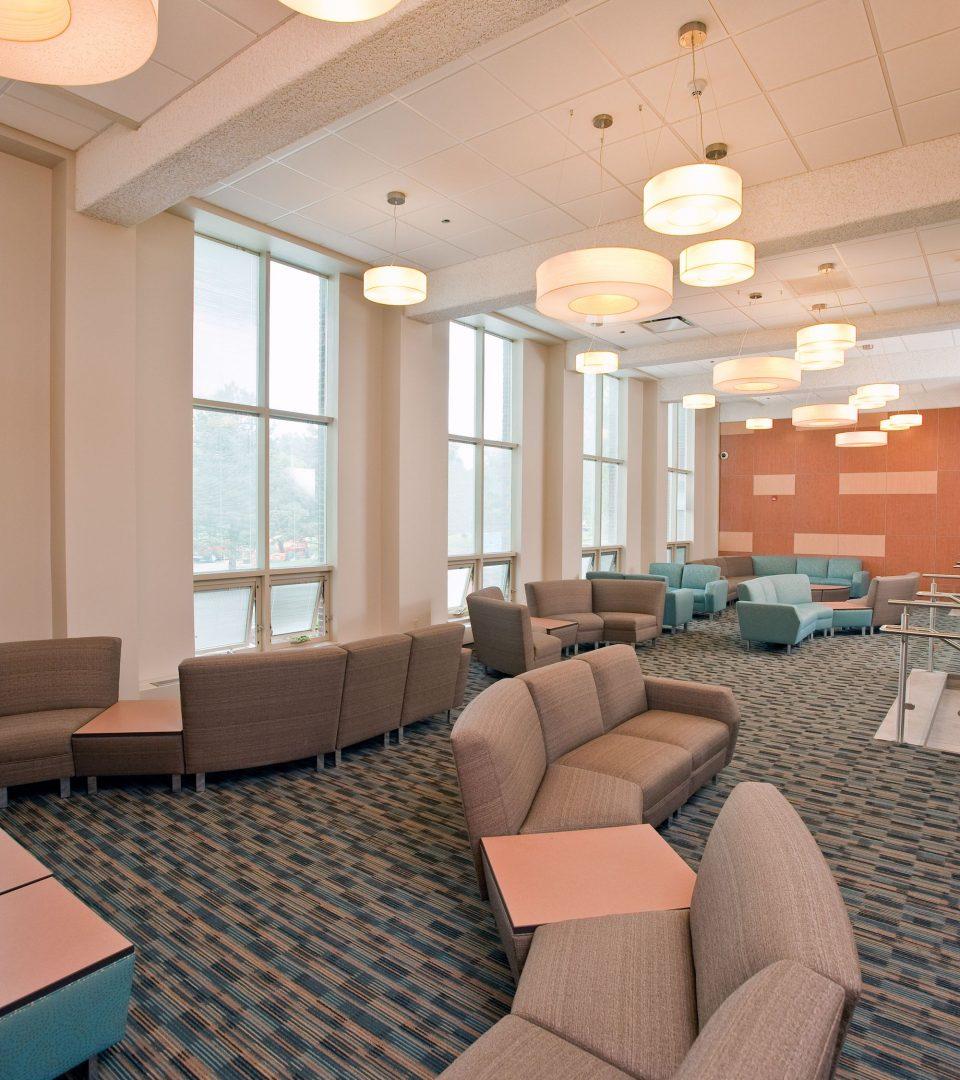 Crispell Hall Lounge