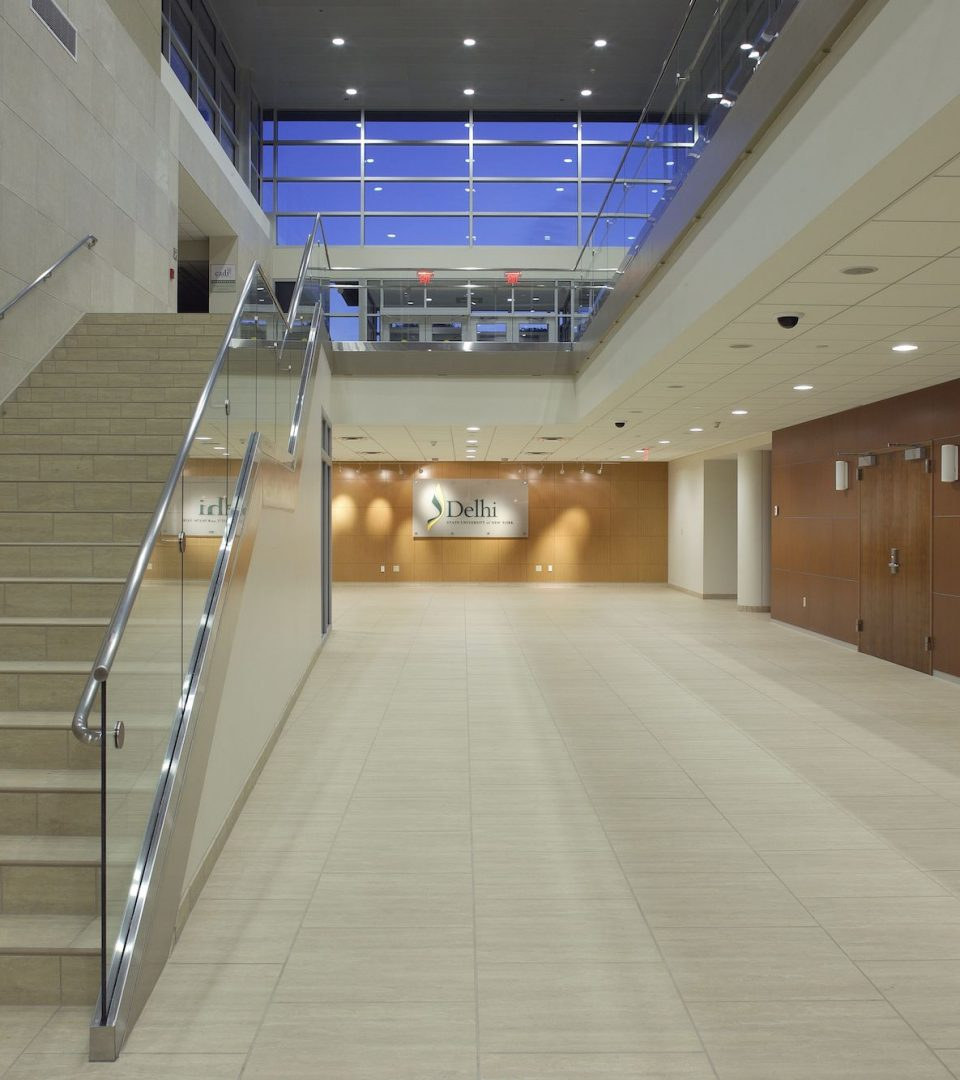 Farrell Hall Hallway