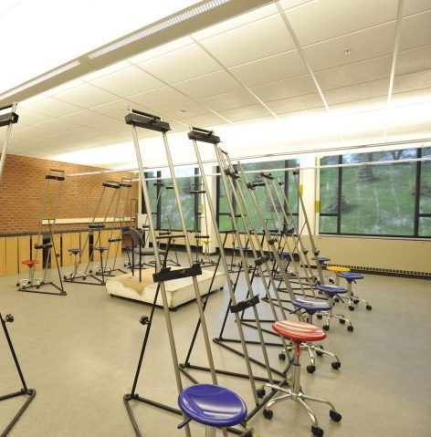 Fine Arts Classroom
