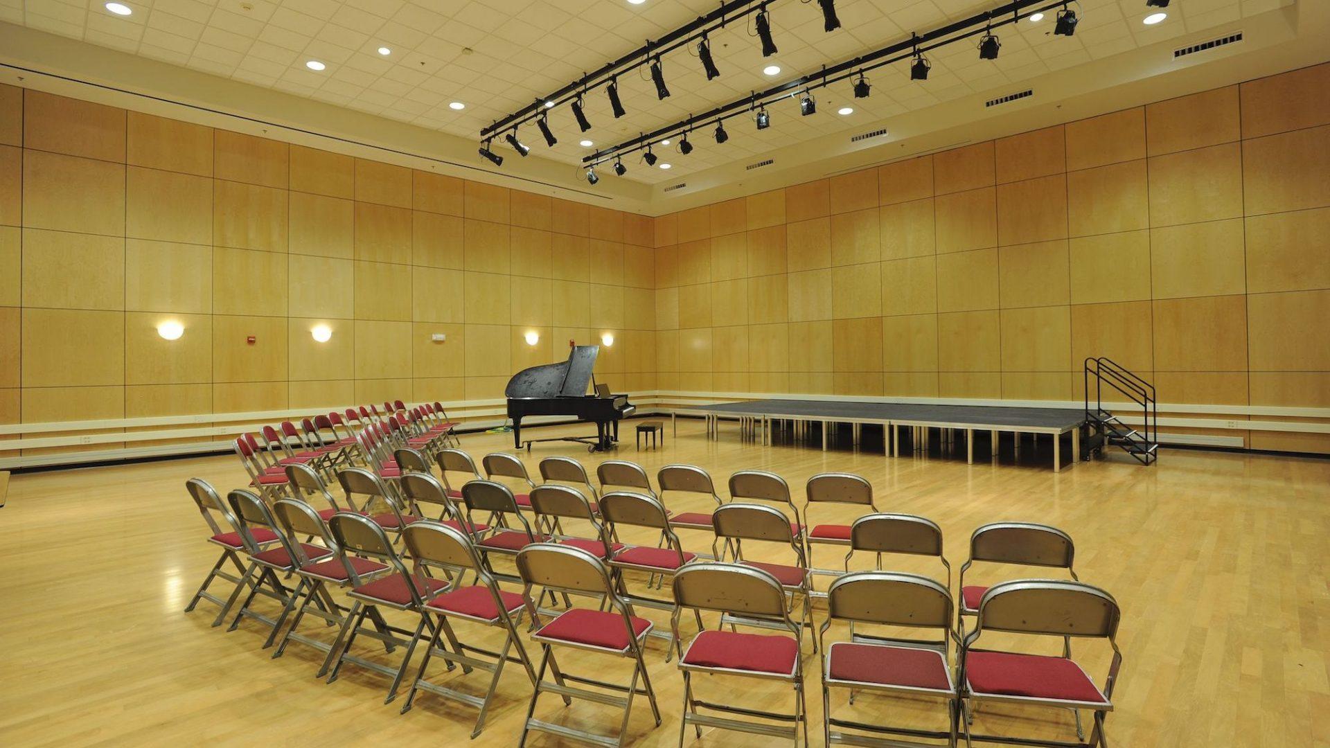 Fine Arts Music Auditorium