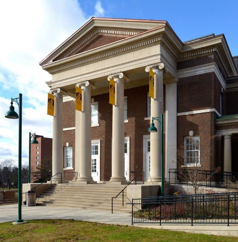 Husted Hall Exterior