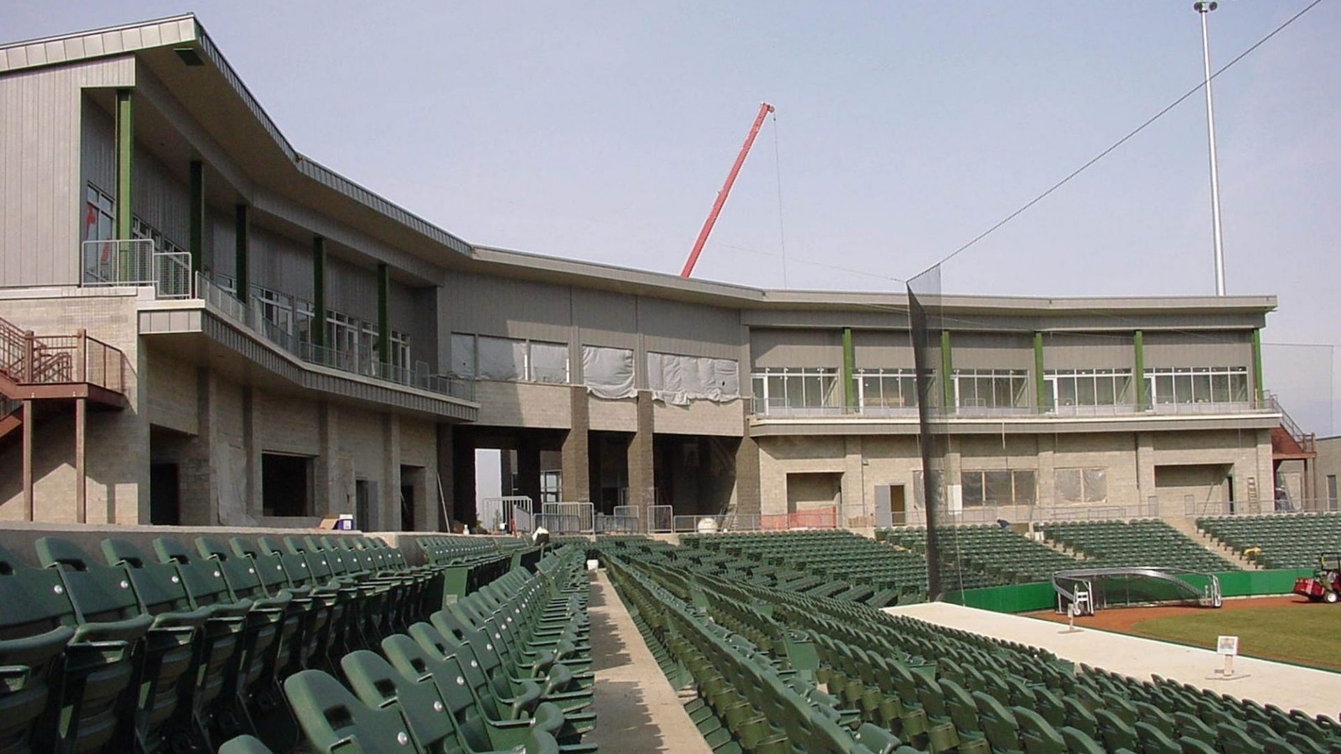 Joseph L. Bruno Stadium Seating