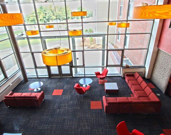 Ridgeview Hall Lounge