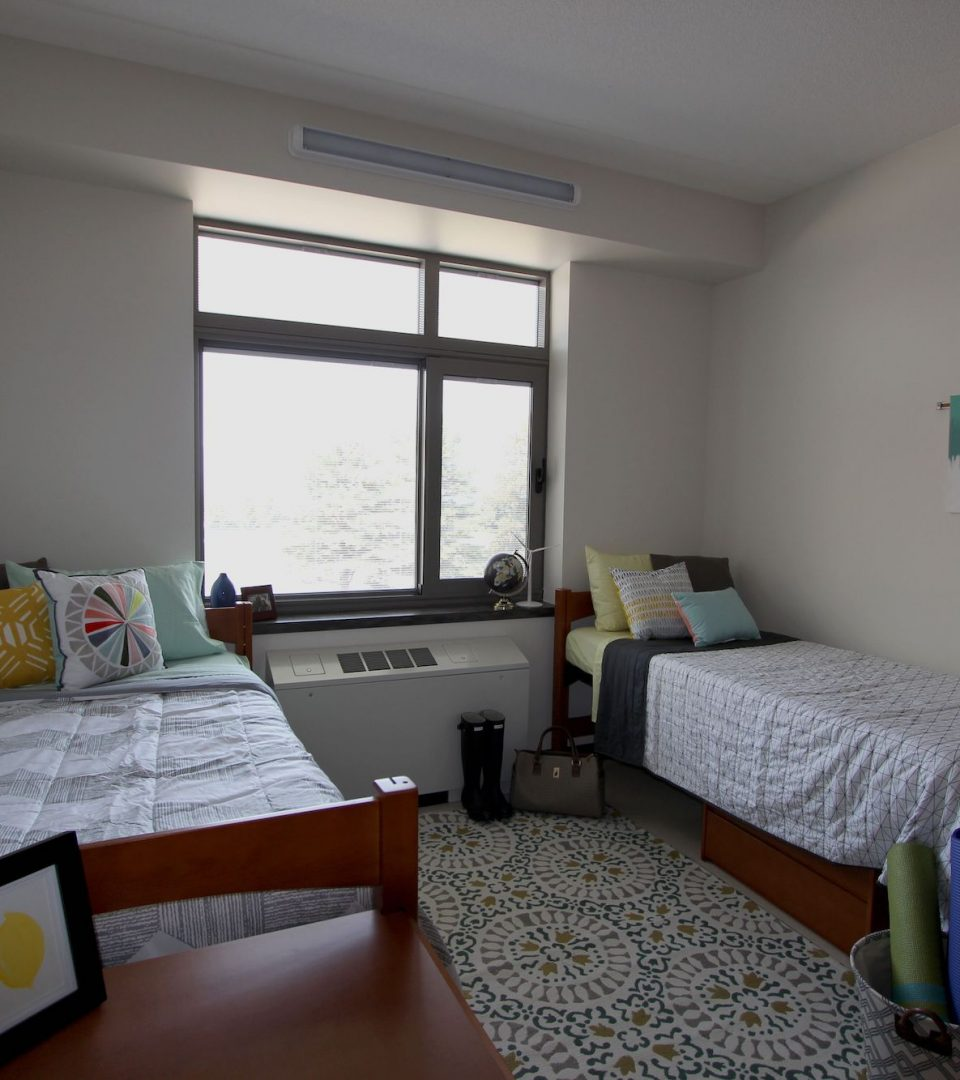 Ridgeview Hall Bedroom