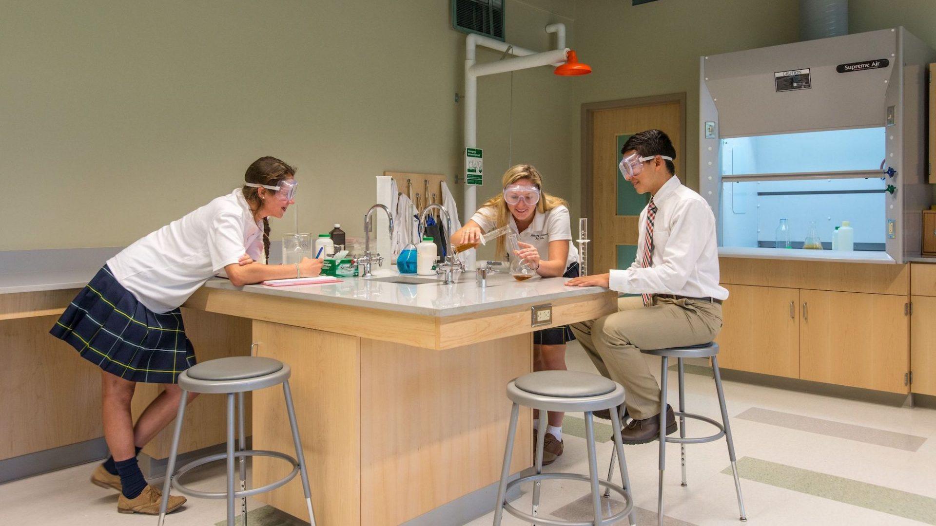 Science Addition Lab