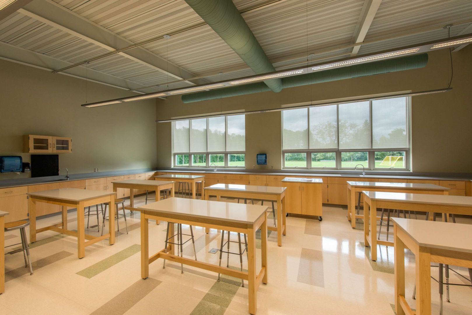 Science Addition Classroom