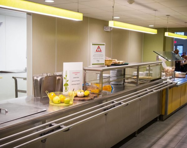 AAG Cafeteria Renovation