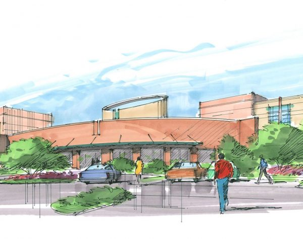 Arizona Psychiatric Hospital Rendering