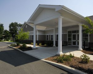 Capital Care Family Practice Entrance