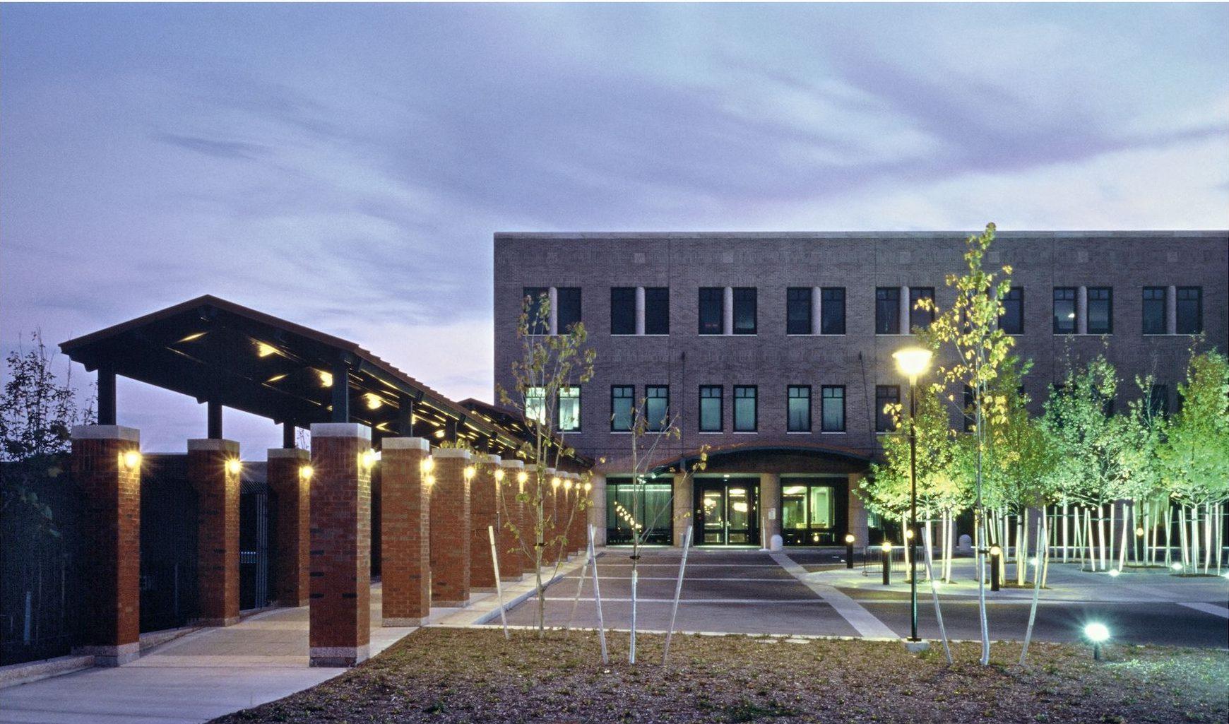 Rochester Psychiatric Center Walkway