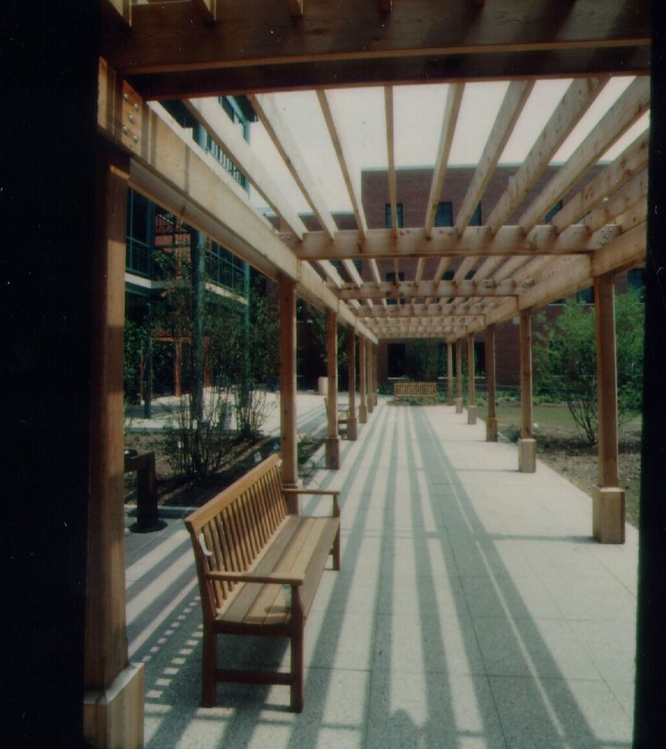 Rochester Psychiatric Center Garden