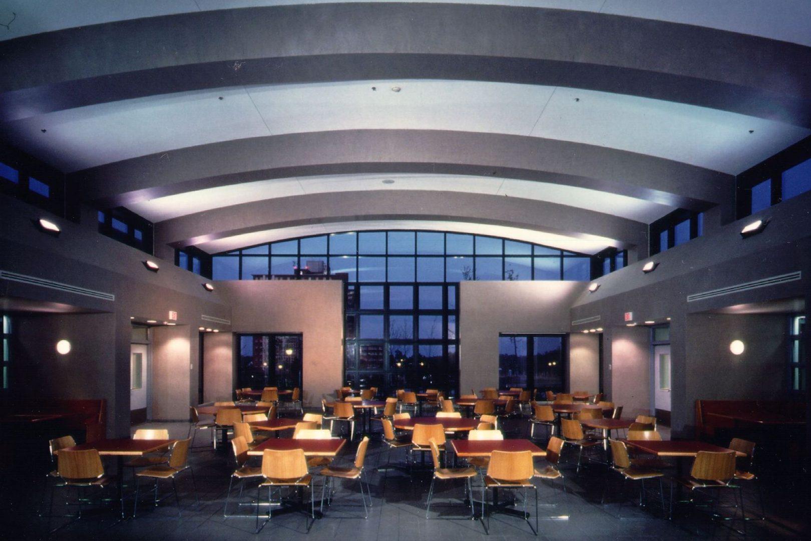 Rochester Psychiatric Center Interior