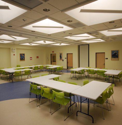Ross Pavilion Cafeteria