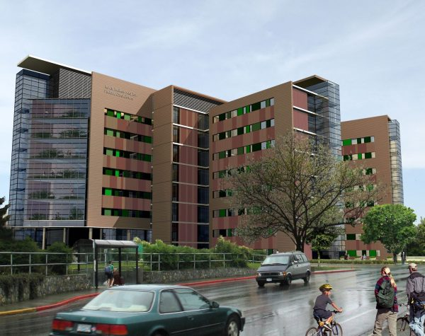 Royal Jubilee Hospital Site Development