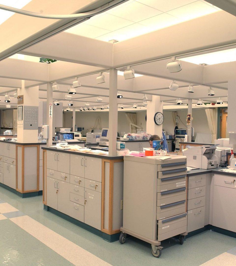 Rubin Dialysis Center Lab