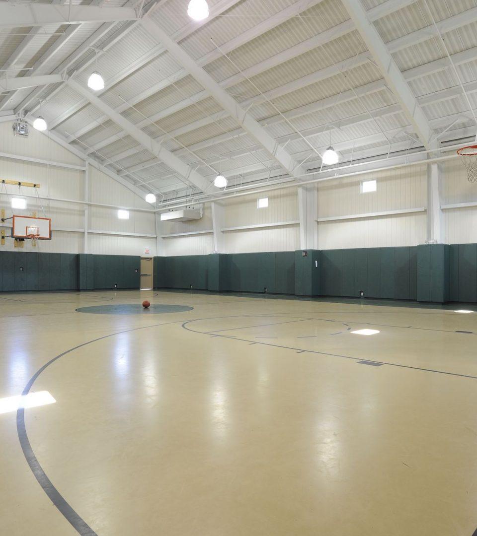 Samaritan Village Basketball Court