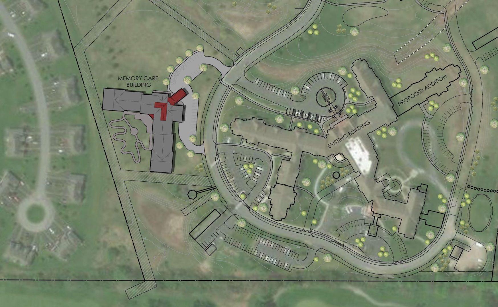 The Glen at Hiland Meadows Blueprint