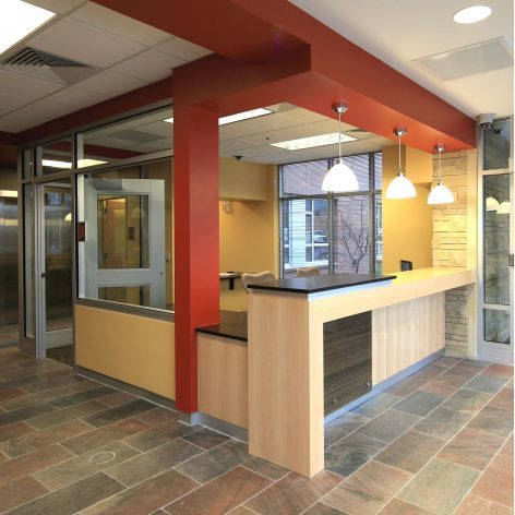 WakeBrook Campus Reception