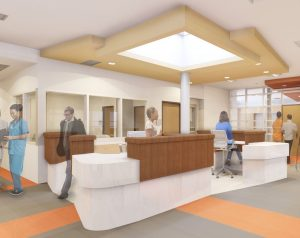 Wyoming State Hospital Reception