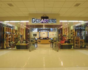 Departure Museum Shop Entrance