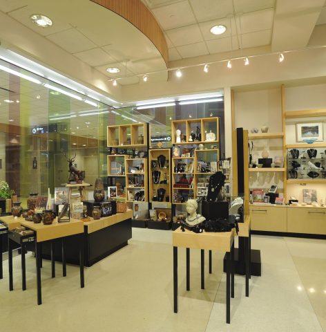 Departure Museum Shop