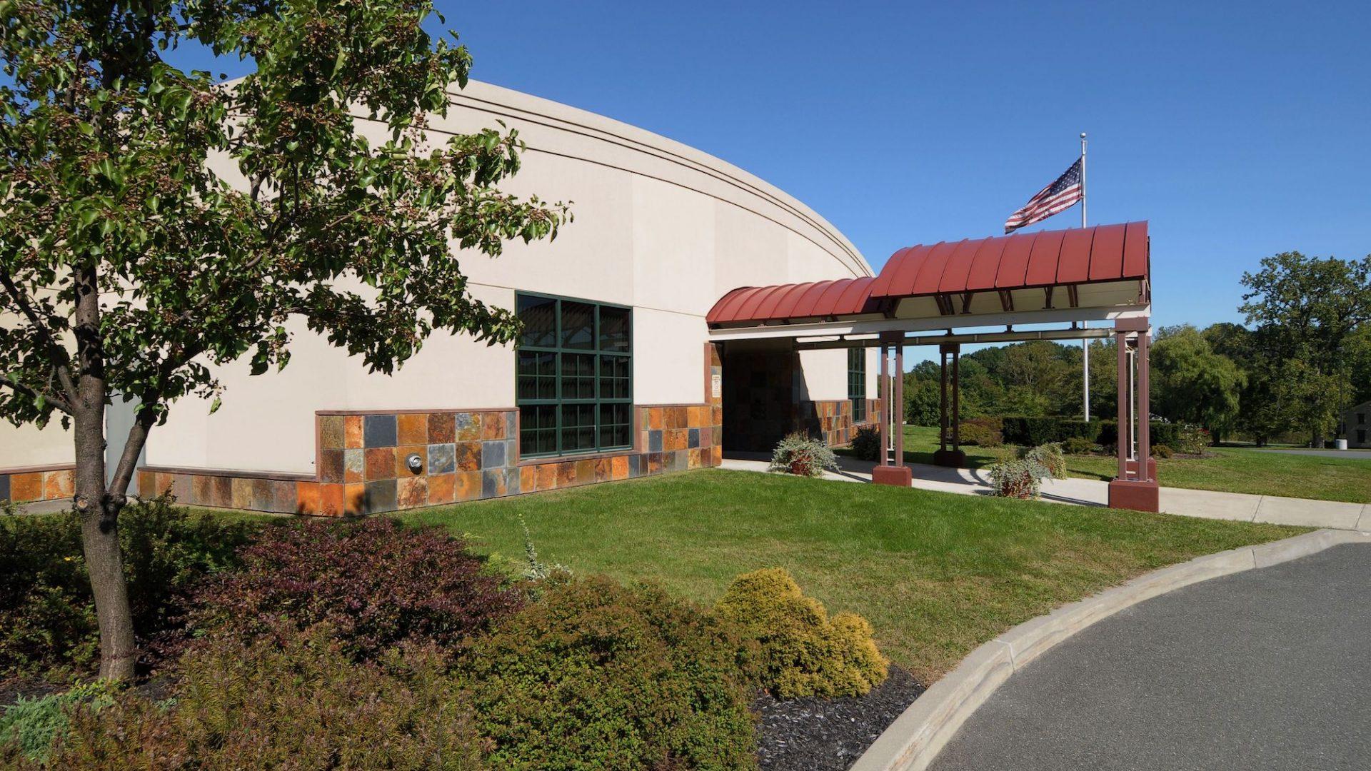 East Greenbush Public Library Exterior