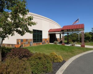 East Greenbush Public Library Exterior
