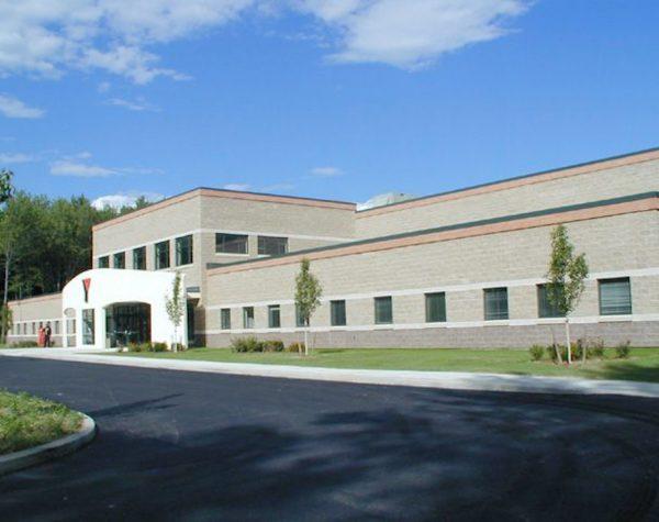 Guilderland YMCA Exterior