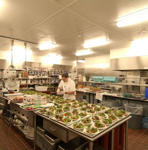 Riverstone Manor Restaurant/Banquet Kitchen