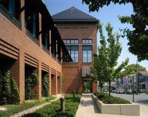 Saratoga Springs Public Library