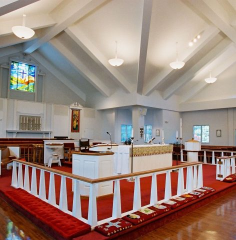 St. George's Episcopal Church Interior