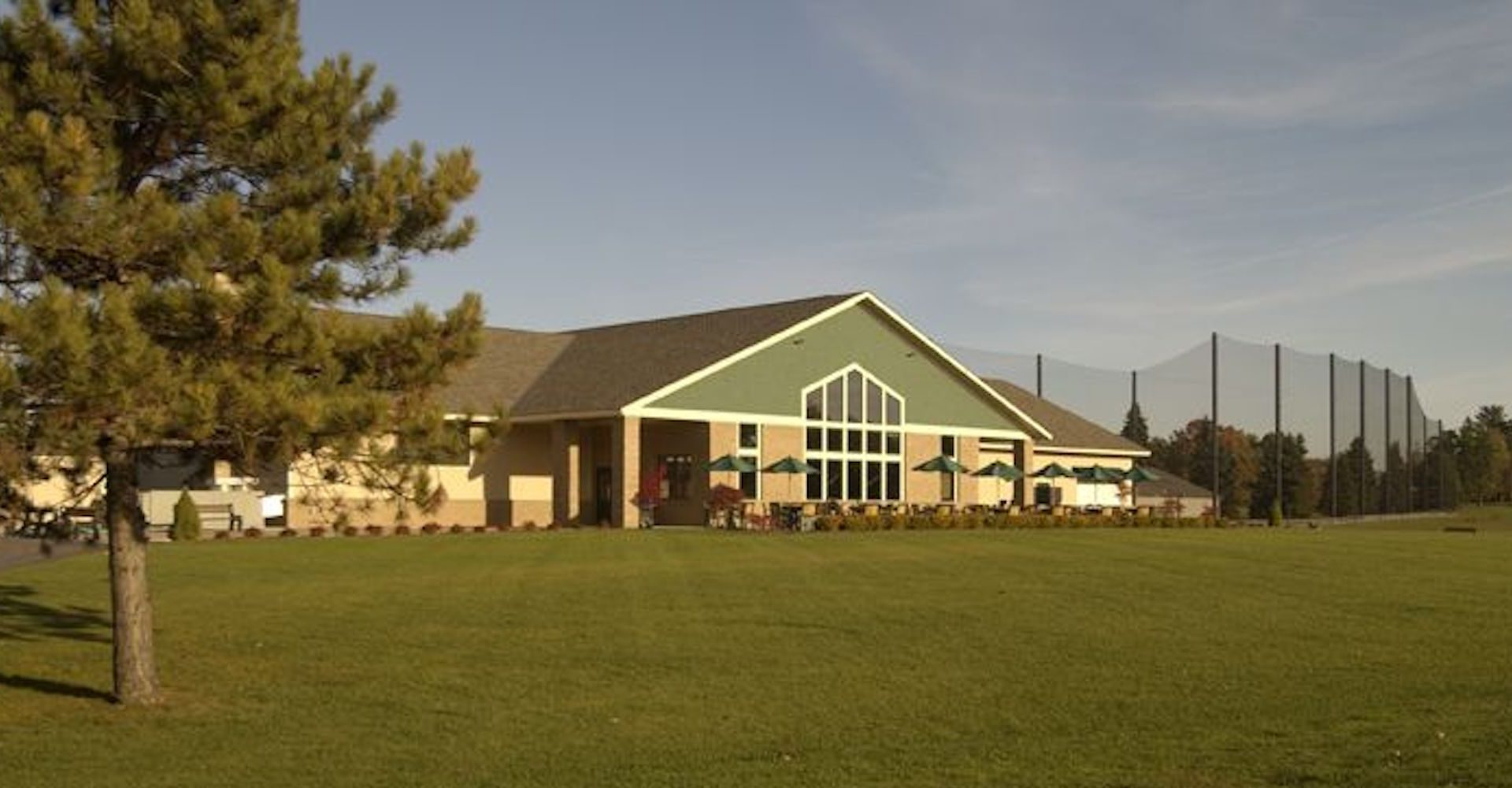 Stadium Golf Clubhouse