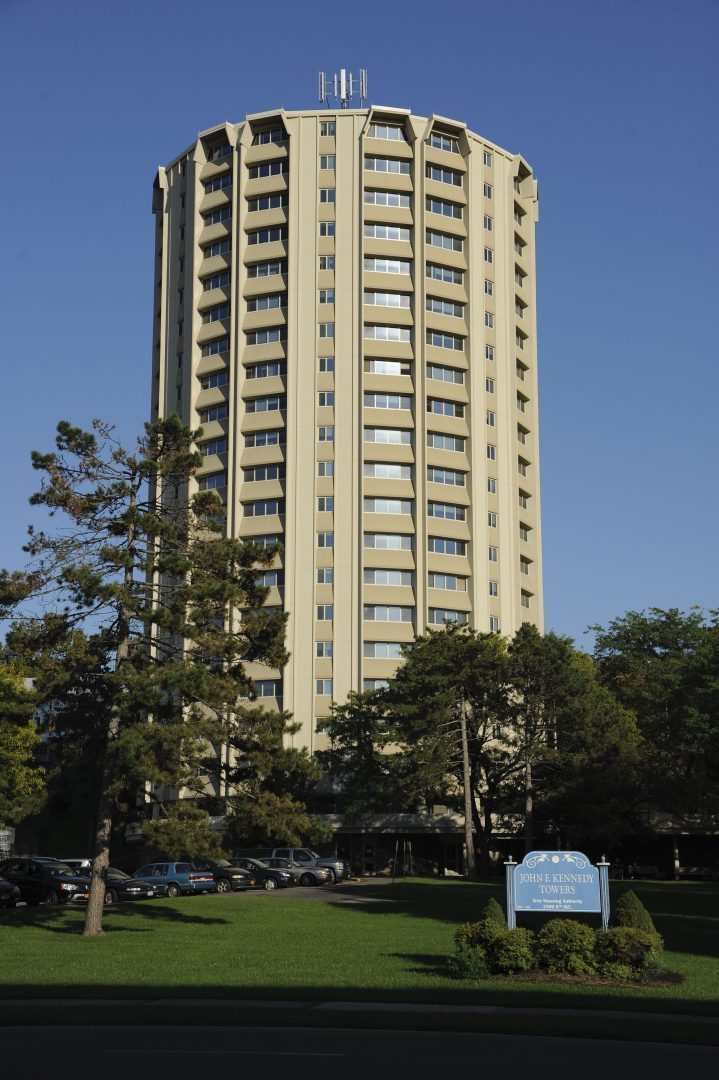 John F. Kennedy Towers