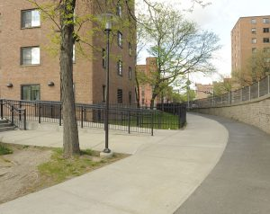 Taylor Apartments, Building 3