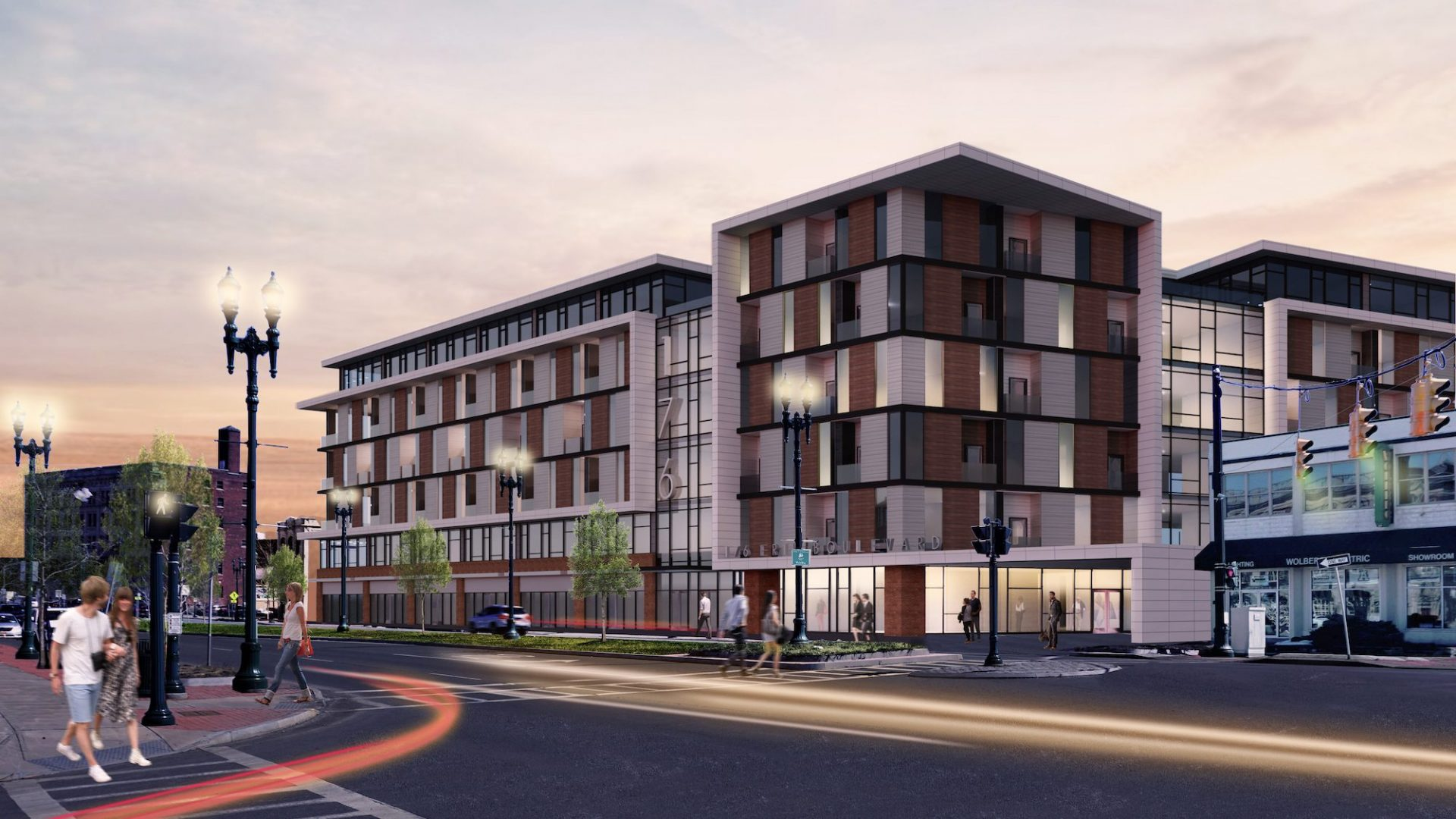 176 Erie Blvd Rendering