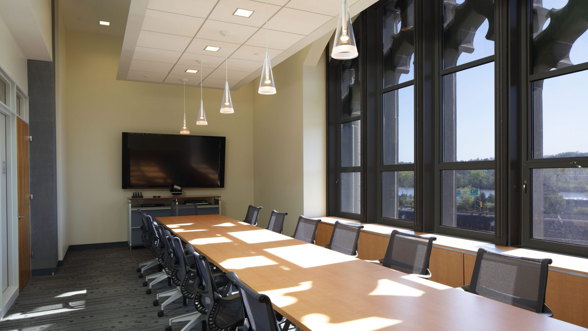 Plaza Building Boardroom