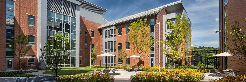 building exterior - susatinability