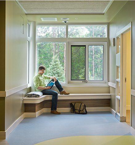 Vermont Window Seat