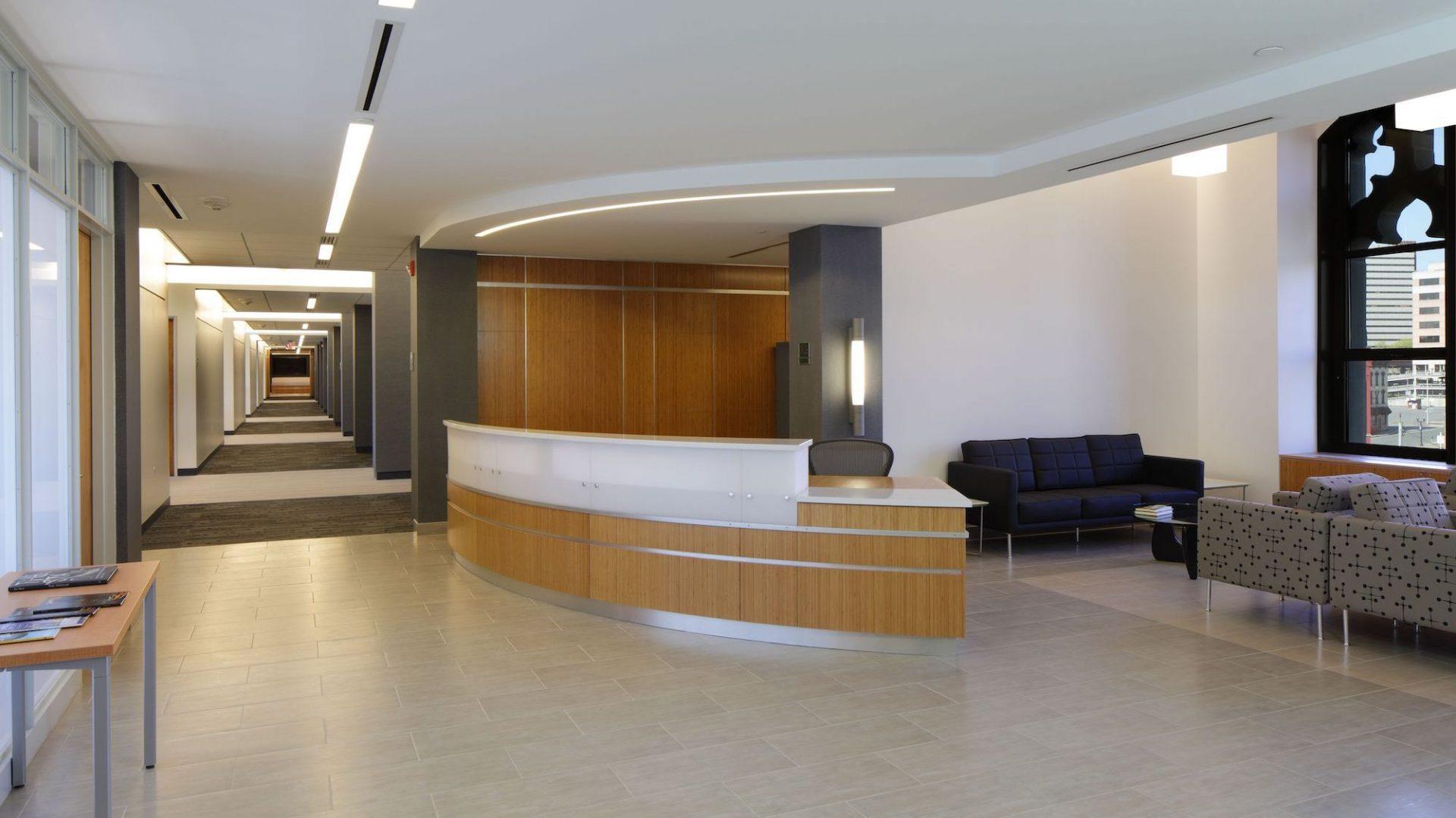 SUNY Plaza renovation