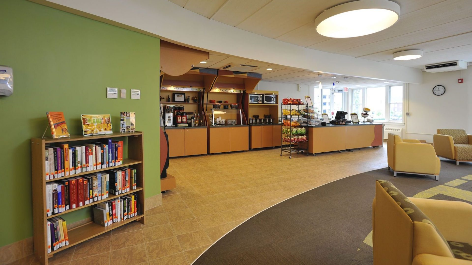 Sage Library Renovation