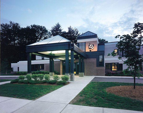 Community Health plan Building Exterior