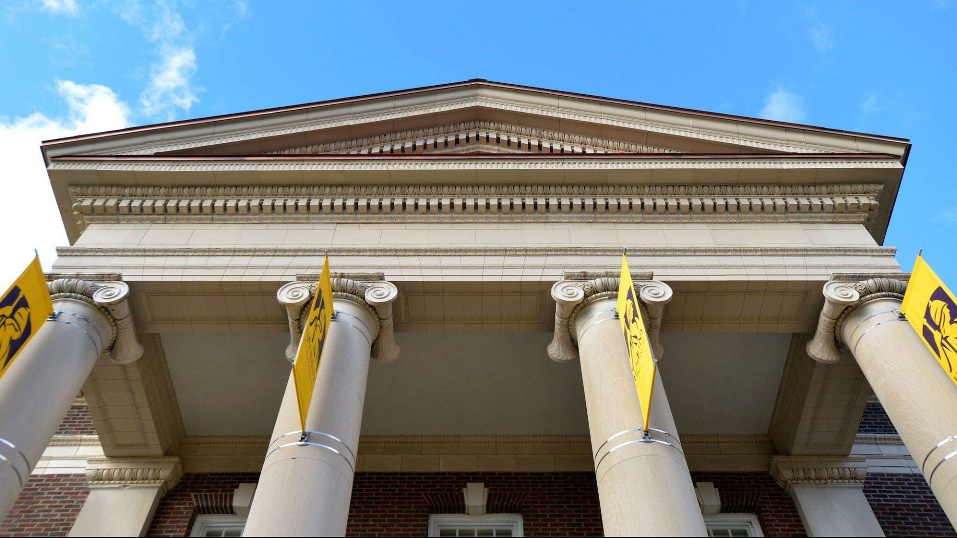 Husted Hall Historic Rehab 5
