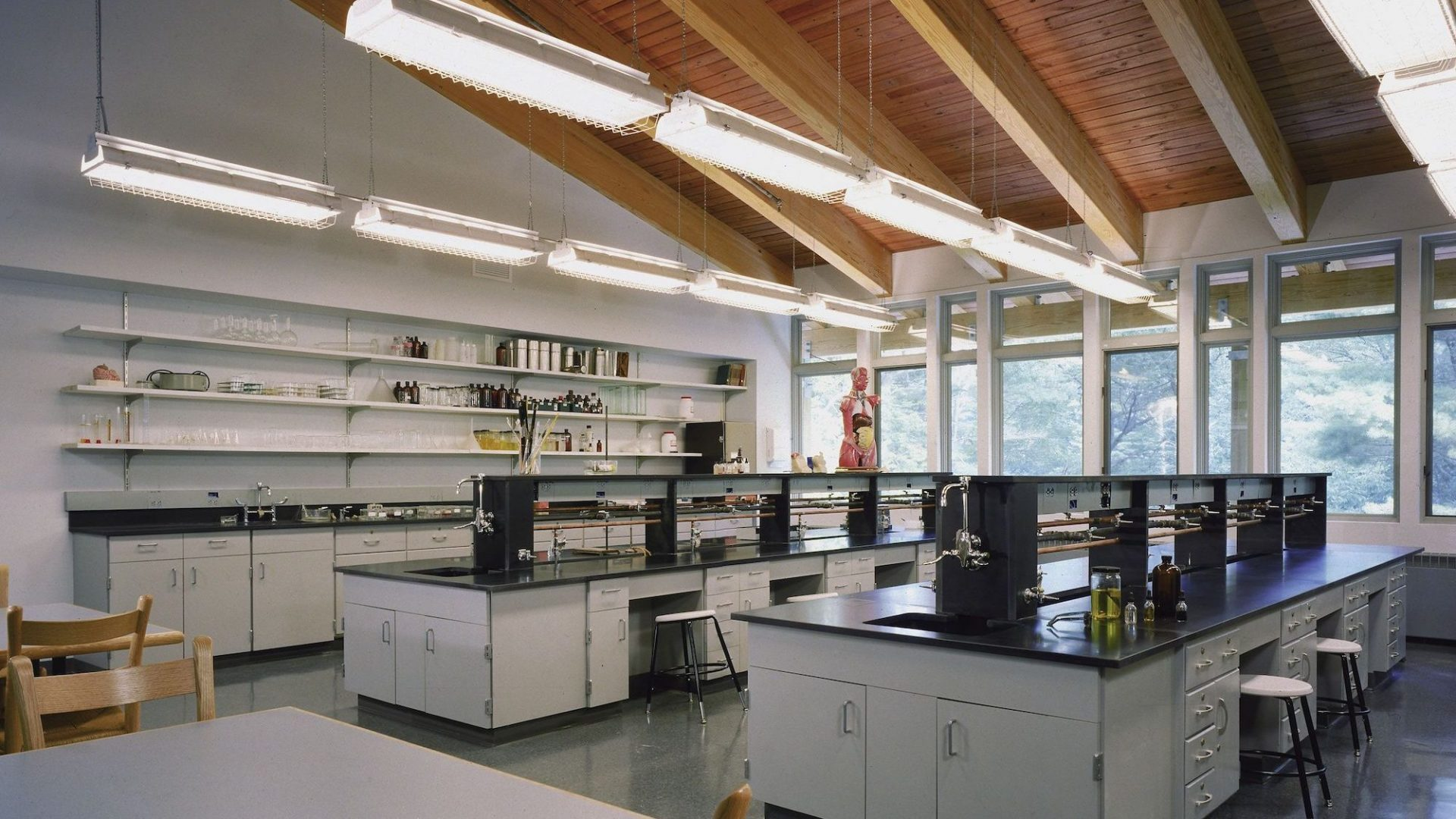 Simons Rock Lab