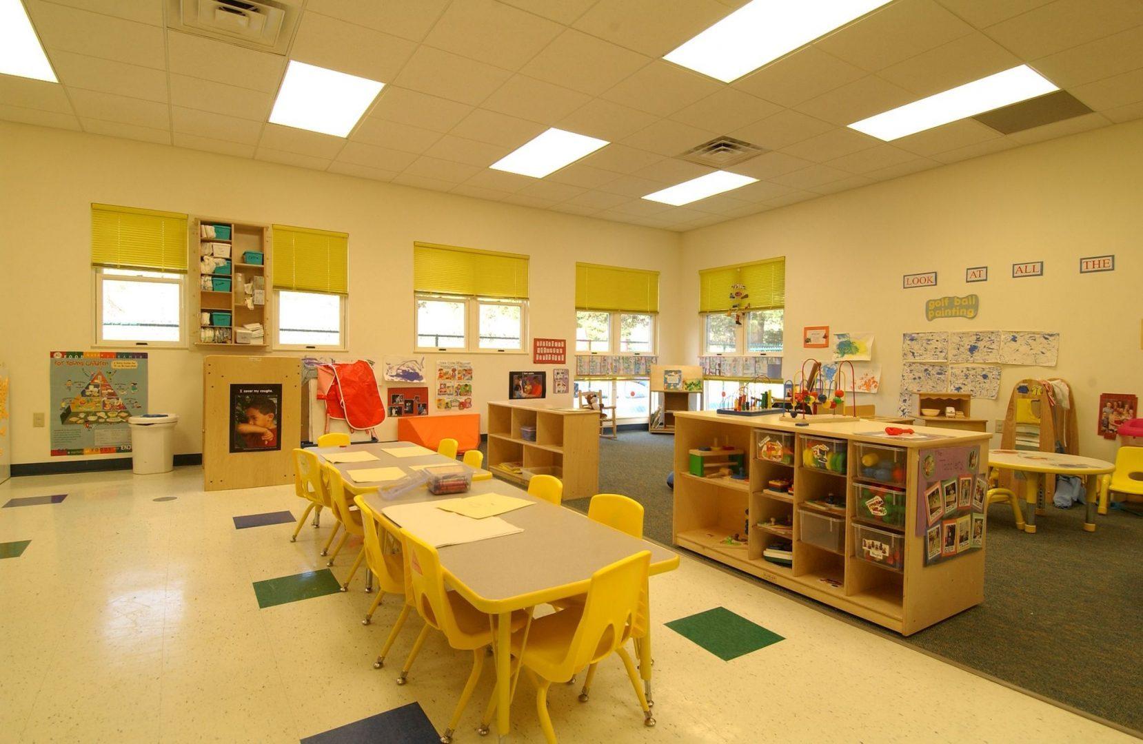 Hoosick Falls FRC Classroom