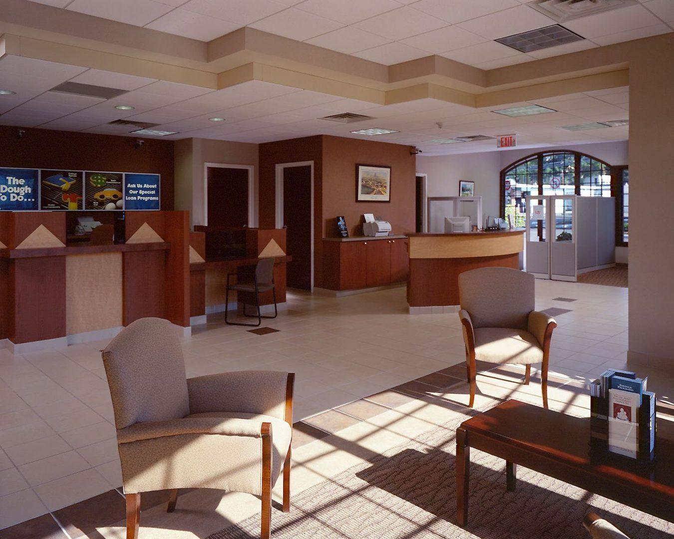 TSB Wynantskill Interior