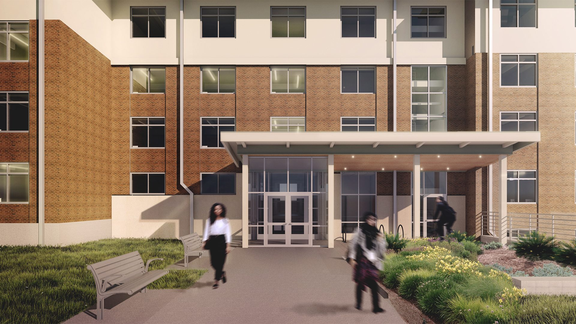 Awosting Residence Hall Renovation